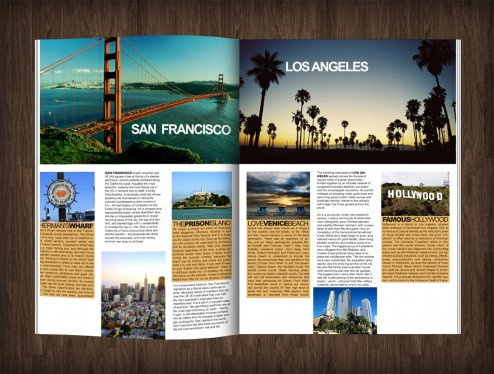 california brochure